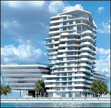 Hamburg Marco Polo Tower - deal magazine real estate investment finance