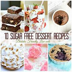 10 sugar free dessert recipes for diabetics more refined sugar free recipes suitable for type