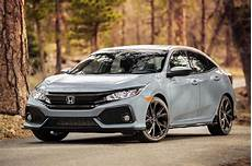 honda civic 2017 honda civic hatchback sport test motor trend