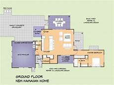hawaiian style house plans hawaiian home floor plans island home plans hawaiian