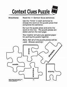 context clues worksheets task card bundle 2nd grade context clues activities context clues