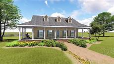 southern house plans with porches graceful southern home with wrap around porch 2597dh