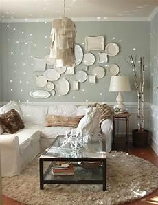 Deko Wohnzimmer Wand - fantastische birkenstamm deko archzine net