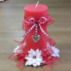 come decorare le candele candela natalizia g06 creativity store