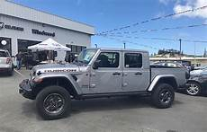 are 2020 jeep gladiator trucks already arriving at dealers