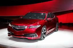Acura Tl 2019 New Interior  TechWeirdo