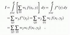 doppelintegrale f 252 r rechteck und dreieckbereiche