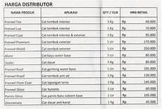 Harga Cat Tembok Merk Dulux daftar harga cat tembok dinding terbaru 2016 semua merk 28
