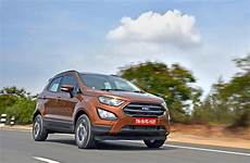 2018 ford ecosport s review test drive autocar india