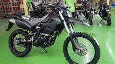 Warna Motor Trail Keren by Intip Modifikasi Kawasaki Klx 250 Pesanan Salah Satu
