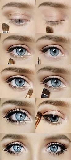 maquillage tuto yeux bleu le plus beau maquillage des yeux bleus en 60 photos eye