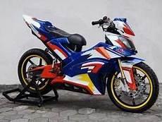Variasi Motor Mx 135 by Modifikasi Yamaha Jupiter Mx135lc Kumpulan Modifikasi