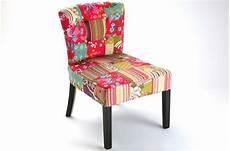 fauteuil design patchwork lilly fauteuils design pas cher