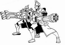 malvorlagen clone wars 2