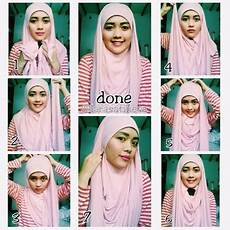 Tutorial Simple Daily Pashmina 5 The Happilionaire