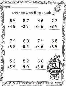 regrouping addition 2nd grade second grade math sheets to free 2nd grade math
