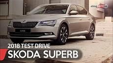 2018 Skoda Superb Ambition 2 0 Tdi 150 Cp Dsg Test Drive