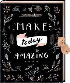 Tagebuch Handlettering Make Today Amazing Buch Thalia