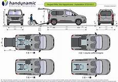 Peugeot Rifter Xtra Happyaccess Voiture Handicap La Plus