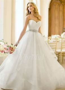 wedding dresses 197 34 a line princess strapless