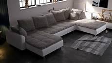 sofa u form couchgarnitur ecksofa sofagarnitur sofa u form