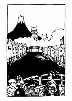 Malvorlagen Japanese Malvorlage Japan Ausmalbild 26355 Images