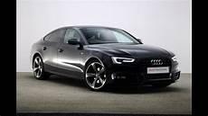 audi black edition ro64wny audi a5 sportback tdi s line black edition plus