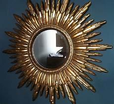 Sunburst Mirror antique gold sunburst mirror by the forest co