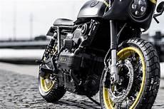 1987 bmw k75 cafe racer moto adonis pipeburn