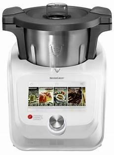 robot culinaire silvercrest monsieur cuisine connect
