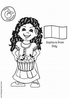 Malvorlagen Naija Malvorlage Aus Italien Ausmalbild 5646