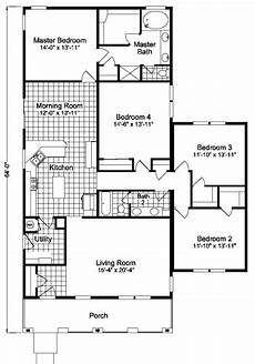 house plans wilmington nc wilmington 4br dcq464h7 modular home plan manufactured