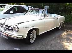 Borgward Cabrio Cabriolet