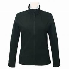 damen softshelljacke schwarz damen softshell jacke schwarz mit r 252 ckenaufdruck in wei 223