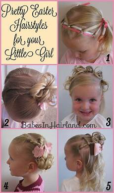 Easter Hairstyles For