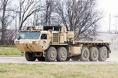 U S Army Plans To Send Driverless Vehicles To War As Early