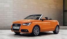 Audi A1 Le Preview Du Cabriolet Et En Plusieurs Coloris
