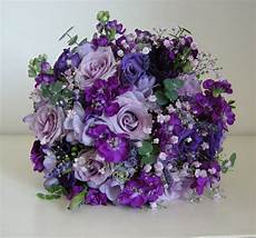 And Purple Wedding Flowers wedding flowers becky s country style wedding