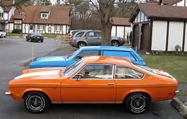1973 Chevrolet Vega GT Millionth  2 Photojpg