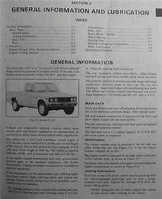 chevrolet shop manual series 5 1976 good cond ebay