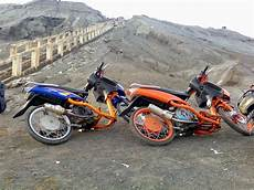 Modif Supra 125 Touring by Modifikasi Mesin Supra X 125 Touring Thecitycyclist