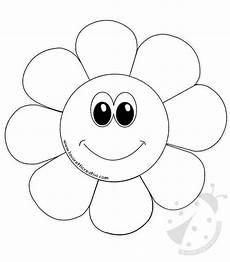 fiori da colorare per bambini disegni di fiori di primavera per bambini da colorare