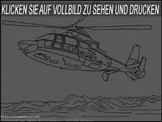 Ausmalbilder Polizei Helikopter Polizeihubschrauber Ausmalbild Kinder Ausmalbilder