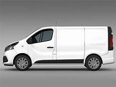 renault trafic 3 renault trafic 2015 by creator 3d 3docean