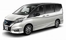 7 places hybride nissan serena e power 确定2018年3月于日本上市 automachi