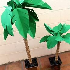 palme selber basteln sommer deko sch 246 ne vorschl 228 ge f 252 r zimmergestaltung