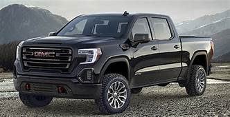 GMC Unleashes The Sierra 1500 AT4 In New York