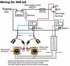 xenon hid wiring diagram bi xenon wiring diagram hid conversion kit wiring diagram xenon hid