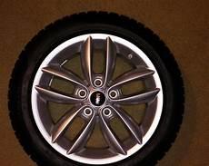 winterreifen mini cooper fs like new 17 quot factory mini cooper wheels 205 50r17