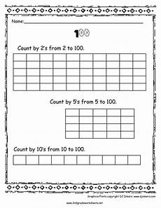 skip counting by 2 5 and 10 worksheets 12086 100th day of school worksheets and printouts